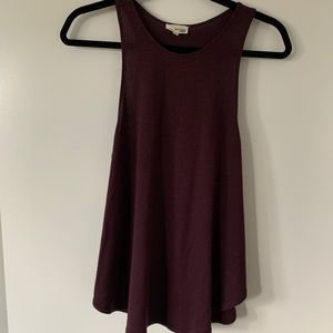 Wilfred Free High Neck Tank